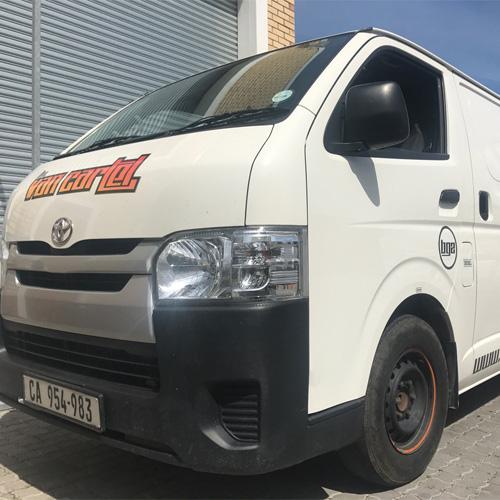 Toyota Quantum, 2.5 Diesel